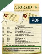 Gatoraid 120210A