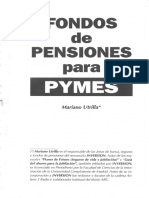 Fondos de pensiones para Pymes