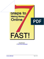 7 Steps to Making Money Online...FAST!-viny.pdf