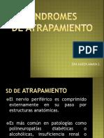 14. SINDROMES atrapamiento.ppt
