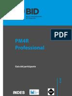 Guía del Participante PM4R Professional Ene-2019