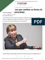 Priorizar al adulto mayor, la esencia de la reforma pensional_ Mintrabajo