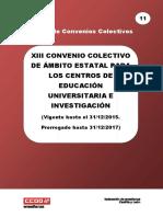 11_-_XIII_CONVENIO_COLECTIVO_CENTROS_DE_EDUCACIN_UNIVERS__E_INVESTIGACIN__sin_lucro_