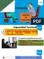 S13 Entrevista Laboral