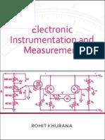 Rohit Khurana - Electronic Instrumentation And Measurment-Vikas Publishing House (2015).pdf