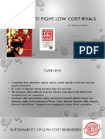 STRATEGIES TO FIGHT LOW COST RIVALS.pptx