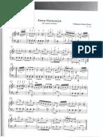 Kleine Klavierstuck - din caietul londonez