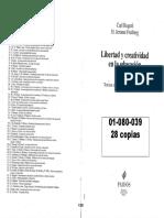 01080039 ROGERS Y FREIBERG- Libertad y creatividad en la educaci+¦n - Cap. 2, 3 y 9.pdf