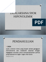 TATALAKSANA SYOK HIPOVOLEMIK.pptx
