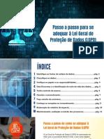 LGPD-10 Passos para se adequar a lei