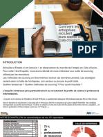 RAPPORT Etude RH Comment les entreprises recrutent leurs cadres en Cote d�_TIvoire