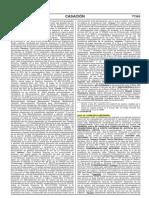 Cas. 12306-2014 Arequipa Despidos a Trabajador con Permiso de Salud