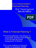 Wealth Management (Financial Planning)