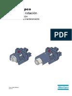 9852 2088 05c Maintenance Instructions DHR 6H