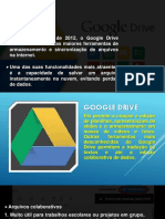 Apresentação Google Drive