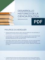 DESARROLLO HISTORICO DE LA CIENCIA POLITICA tercera unidad.pdf