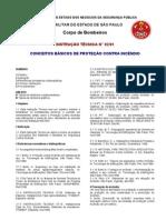 IT02 - Conceitos Básicos de Proteção Contra Incêndio