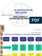 Inflation Targeting PRENSA.ppt