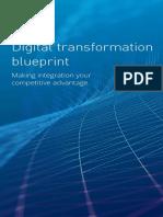 MuleSoft Digital Transformation Blueprint