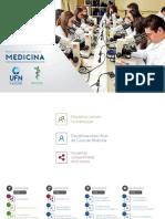Matriz Curricular Medicina Horizontal