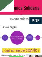 Presentacion_ Electronica Solidaria