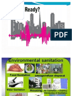 Environmental Sanitation