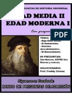 4. Edad Media II - Edad Moderna i