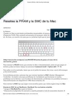 Resetea la PRAM y la SMC de tu Mac _ MacRecetas