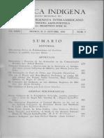 Naturaleza y función de las artesanías en las comunidades rurales / BUITRON, Aníbal