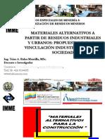 Presentación Clases -Valorizacion Residuos Mineros Parte1