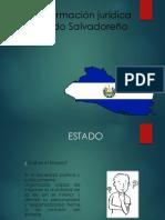 La Conformación jurídica del Estado Salvadoreño (2).pptx