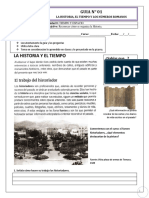 Guía 01 - Unidad Cero - Historia y Geografía