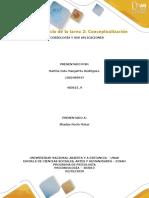 Unidad 2 - Ciclo de La Tarea 2 Conceptualización