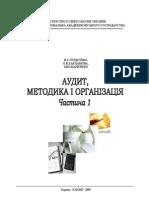 Аудит - Методика і організація -1