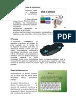 Componentes Del Sistema de Información