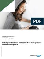 SAP TM 9.6 with CP