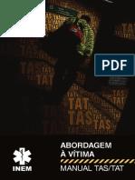 Manual TAS-TAT Abordagem à Vitima do INEM
