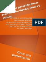 4.2. Creación de presentaciones multimedia diseño y temas o estilos - copia