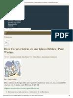 Doce Características de una iglesia Bíblica _ Paul Washer. _ Soldado de Jesucristo.pdf