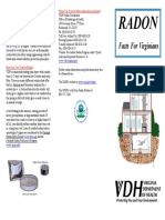 Radon Facts for Virginians