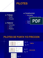 Diseño de Estructuras de Cimentación  6-Pilotes y Pilas