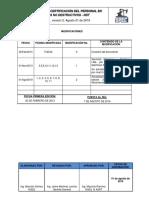PR-RH-01 CALIFICACION Y CERTIFICACION DE PERSONAL EN ENSAYOS NO DESTRUCT...
