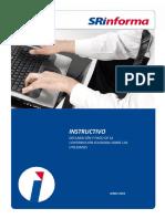 INSTRUCTIVO FORMULARIO 120 CONTRIBUCIO´N UTILIDADES