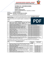 Informe 07 Registro Infobras