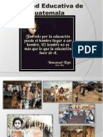 realidadeducativadeguatemalapresentacionparaelmiercoles-140420013803-phpapp02