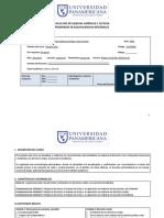 Programa Derecho Civil 2019