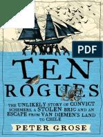 Ten Rogues Chapter Sampler