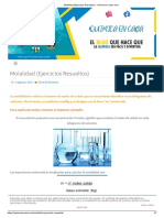 Molalidad (Ejercicios Resueltos) - Química en casa.com.pdf