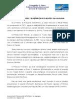 Release nº 229 - PAC 2
