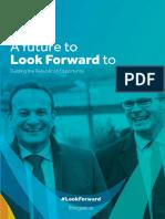 Fine Gael GE20 Manifesto